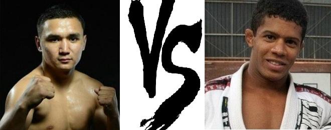 Adriano Moraes vs. Kairat Akhmetov