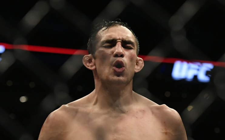 Tony Ferguson Slams